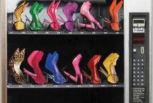 Footwear Fetish / by Danielle Anderson