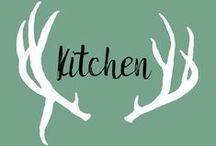 Kitchen / What my dream kitchen looks like