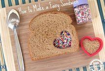 DeLiCiOuS-nEsS: Fun Kid Food & Treats (: / by Gail Schwanitz
