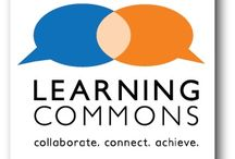 Learning Commons / Next level school library ideas / by Pam Harland