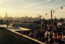 NYC Rooftops for July 4th Fireworks / Say hello to your go-to list for where to spend Independence Day 2015. Check with each place for event details: some are hosting viewing parties, others we picked for the glorious, unobstructed views. https://foursquare.com/foursquare/list/20-rooftops-for-july-4th-fireworks-in-nyc / by Foursquare