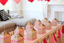 Party! / Party planning is all about the details. Here are some of the things I love! / by Allison Hale