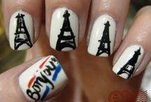 nail art / by Tammy Barrett