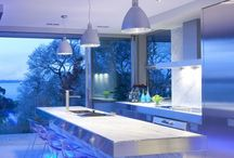 kitchens / by Elizabete Guima