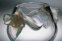 Glass  and Crystal ART