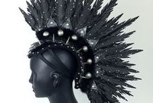 Mohawk Headpieces by Miss G Designs