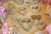 Hearts desire / heart shapes / by Tammy Barrett