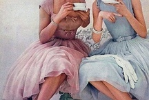 Vintage Glamour / by Melissa Marshall