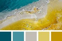 COLOR | Moodboard / Helpful color mixings to try out