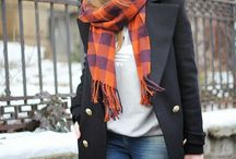 Fall + Winter Style / Autumn / by MSM