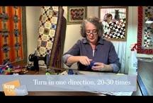 Quilts - Video Tutorials