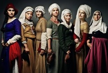 Historical Clothing - Middle Ages / by Anika Wolff