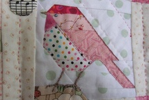 Quilts - Blocks - PP - Animals