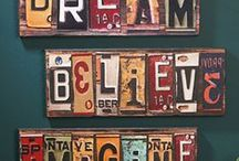 Things I want to make / images or how to's of inspirational crafts or art projects / by Jeannine Parisi