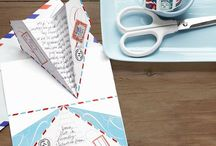 Free Printables / Free printables from cards to calendars to everything awesome.  / by TeJota