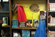 Teen Book Displays