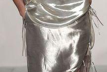 silvery silver