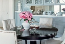 Dining areas / by Anja