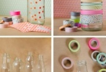DIY washi ideas / by Anja