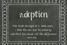 Adoption / by Beth Maurer