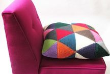 Cushion Love / by Hand Knitted Things
