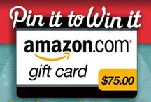 """Pin It To Win It / Enter the """"Pin It To Win It"""" Sweepstakes by Youngevity and Win some fantastic prizes below like a Cancun Vacation, FitBit Flex™ Wireless Activity & Sleep Wristband, Zoku Slush and Shake Maker, Amazon Gift Card, and dozens of products for your health and well-being! Enter Officially here! http://woobox.com/4ufu3f"""