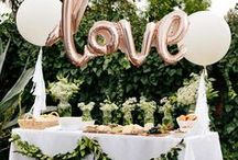 the best day || bridal shower & bachelorette