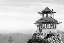 Lookout Towers / Celebrating Washington State Fire Lookout Towers and Volunteers