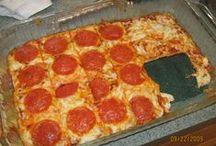 Food - Pizza - Pasta