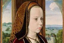 Marguerite d'Autriche / Portraits
