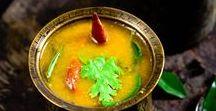 Onam Recipes / A collection of vegetarian dishes for the festival of Onam. Onam is a harvest festival of Kerala and is celebrated by making a huge spread which is called Onam Sadya. Curries I Crackers I Pachadi I Chutney I Sambar I Rasam I Inji I Khichdi I