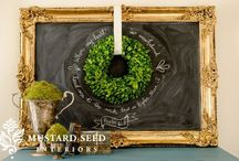 Decor / by Haley Shivers