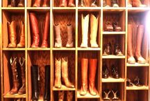 I love boots.  / I have a boot obsession.  / by Anna Jablonski