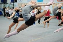 Dance first, think later.  / by Anna Jablonski