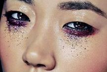 Beauty Inspiration / Beauty and makeup inspiration for fashion editorial and photoshoots.
