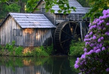grist mill / by Gretel