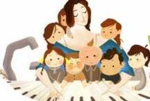 Piano Teaching / by Lauren Liddle