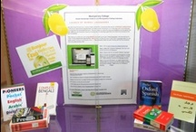 MCLibs Displays / Virtual displays with Books, Movies, Music CDs, Book Cover Collages...in Libraries' collections / by Montgomery College Libraries