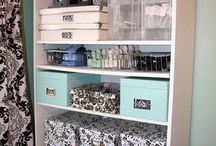 Organization, Storage, & Cleaning / by Rosanna Patterson