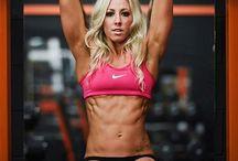 Fitness / by Anna Jablonski