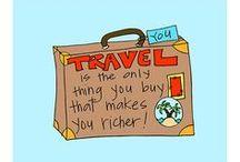Travel! / by Marianna Cardona
