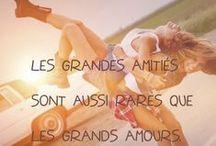 Mantras / Mots doux, mantras et petites phrases qui boostent le moral / by Cosmopolitan France