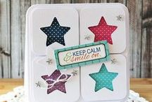 Cards: Stars / by Cindi Lynch