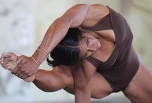"""namaste / """"Yoga teaches us to cure what need not be endured and endure what cannot be cured""""    B.K.S. Iyengar / by Gretel"""
