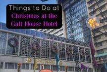 Holiday - Christmas Fun / Events and attractions to visit during the holiday and Christmas season