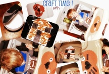Easy Kid's Crafts / Fun and easy arts and craft ideas for kids!
