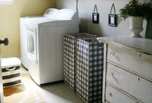 Laundry room / by Haley Shivers