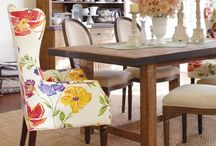 dining room / by Haley Shivers