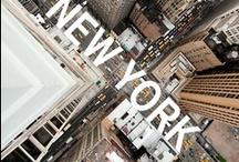 /NEW YORK CITY / by Juliana Yang