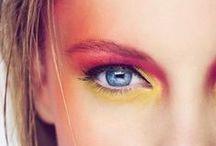 Maquillage - Make-up / Découvrez une palette de tendances maquillage à reproduire à la maison. Toutes les nouveaux make up, toutes les tendances repérées sur les défilées...